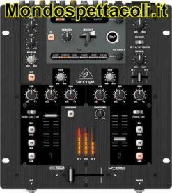 NOX202 BEHRINGER mixer dj