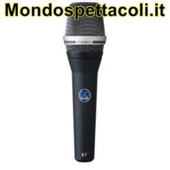 AKG D7 microfono dinamico