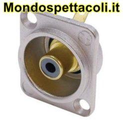 Neutrik RCA pannello NF2D-0