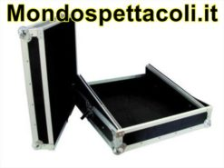 "Flight case per mixer rack 19"" 12 unità"