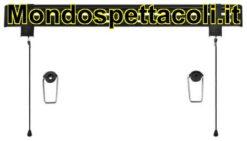 """Supporto a muro regolabile per schermi LCD e LED TV 30"""" - 50"""""""