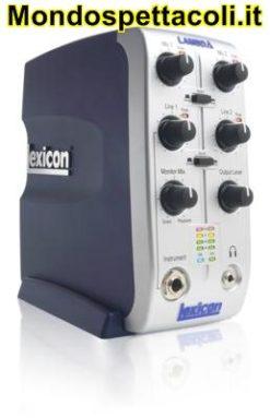 LEXICON LAMBDA - scheda audio usb