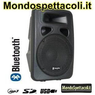 SP1500ABT 800 watt con lettore MP3 USB Bluetooth
