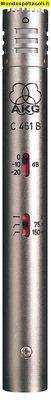 AKG C 451 B C451 - microfono a condensatore