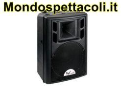 W Audio PSR-12A Powered Speaker