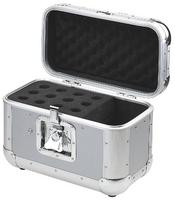 MC-12/SI valigietta per 12 microfoni