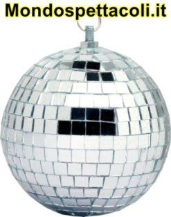 JBSYSTEMS MIRROR BALL MB 12 - sfera a specchio 30 cm