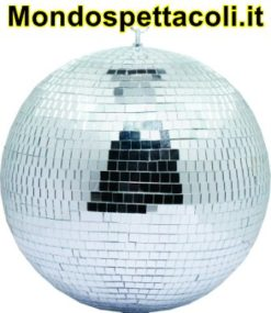 JBSYSTEMS MIRROR BALL MB 16 - sfera a specchi 40 cm