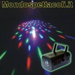 Flower CETO LED 3W effetto luminoso