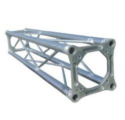 Traliccio in alluminio sezione quadrata da 18cm L 150cm