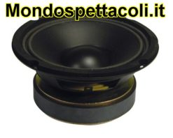 Woofer con cono in Polipropilene 16cm 100 Watt rms 8 Ohm