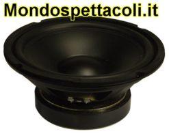 "Woofer Hi-fi cono in Polipropilene 20 cm - 8"" - 100Wrms"