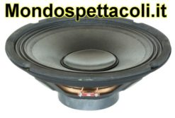 Altoparlante Woofer 250 Watt 6,5""