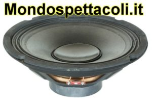 Altoparlante Woofer 600 Watt 12""