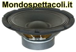 "Woofer Altoparlante 12"" 400 Watt 4 Ohm"
