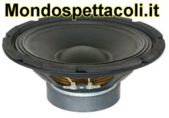 "Woofer Altoparlante 15"" 600 Watt 4 Ohm"