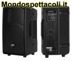 RCF HD 10-A - cassa attiva monitor a 2 vie