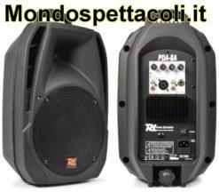 """Cassa Amplificata 400 watt 8"""""""