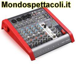 Proel M602FX - mixer 6 canali con effetti
