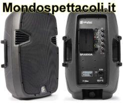 """Cassa Amplificata 600 watt 12"""""""