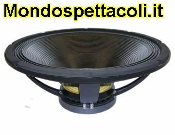 Sub woofer 21 pollici 550 mm 900 watt 8 Ohm