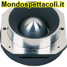Tweeter in titanio da  800 watt 16 cm
