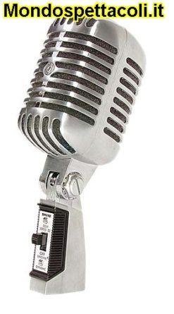 SHURE 55SH II - Microfono classico per voce