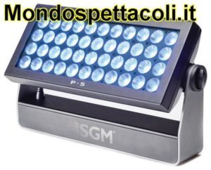 SGM P5 LED Washlight