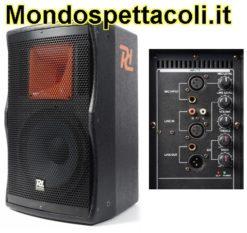 """Cassa Amplificata 300 watt 10"""""""
