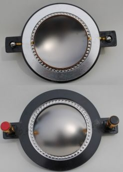 Bobina Membrana titanio 72,2 mm