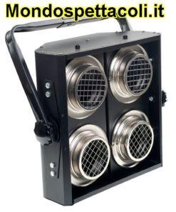 Accecatore blinder abbagliatore a 4 lampade