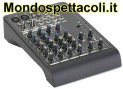 RCF LIVEPAD 6 - mixer 6 canali