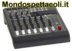 RCF LIVEPAD 10C - mixer 10 canali