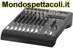 RCF LIVEPAD 12C - mixer 12 canali