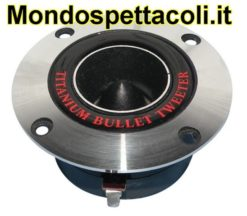 Tweeter a titanio da 60 watt