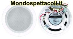 """Cassa acustica ad incasso per installazione Clever 6 watt 5"""""""