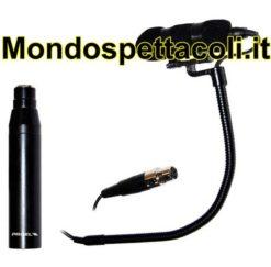 PROEL HCS30 - microfono a clip