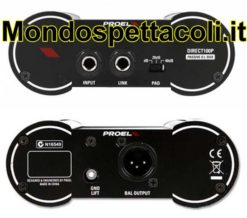 PROEL Direct100P - DI Box passiva