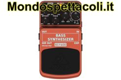 Behringer PEDALE.BASS SYNTH BSY600
