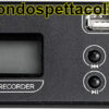 RCF LIVEPAD PLAYER / RECORDER CARD L-PAD USB MP3