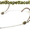Microfono ad archetto con condensatore elettrete - PROEL HCM10V2