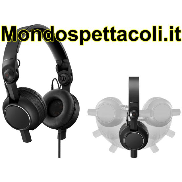 Pioneer HDJ 1500 K - cuffie da dj su Mondospettacoli.it - Ingrosso ... dd688b3e0356