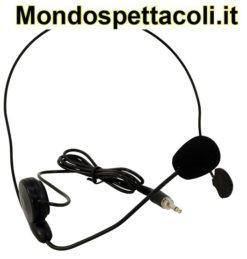 Microfono ad archetto per Gemini Omnitronic Karma Skytec ecc