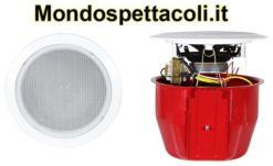"""Diffusore per installazione - Clever Acoustics CS 56F 100V 5"""" 6W"""