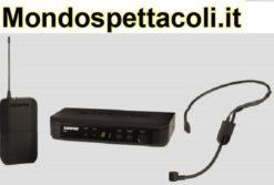 SHURE BLX14E / P31 - radiomicrofono con archetto