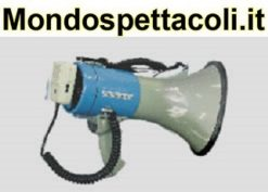 MEGAFONO PORTATILE DA 25W