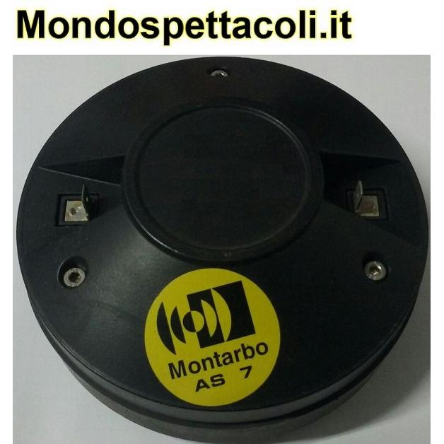 Driver Montarbo AS 7 per casse 210A usato