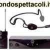 AKG WMS45 RADIOMICROFONO AD ARCHETTO