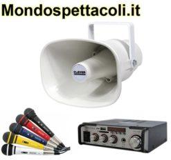 Kit impianto voce laboratorio