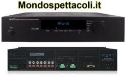 APART CONCEPT1 amplificatore di alte prestazioni